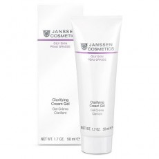 Janssen Cosmetics Clarifying Cream Gel  Oily Skin 50ml