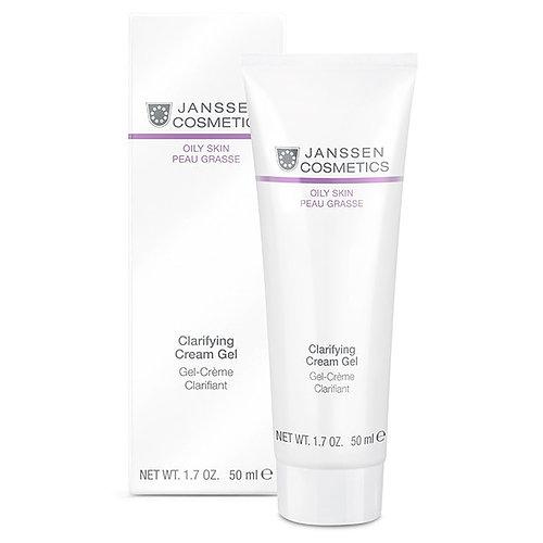 Janssen Cosmetics Clarifying Cream Gel  Oily Skin 50ml