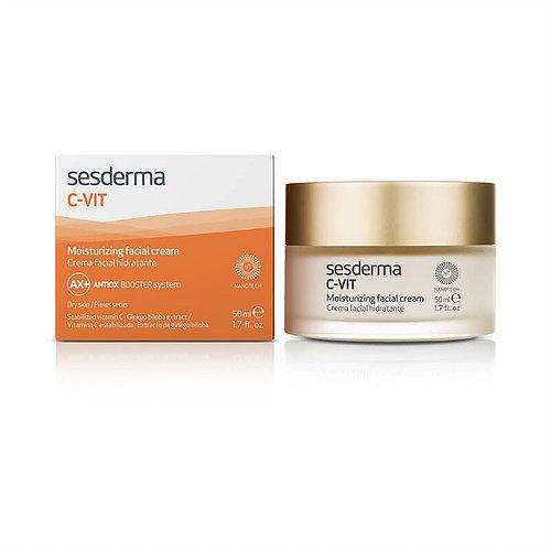 Sesderma C-Vit Antiox Booster Moisturizing Facial Cream 50ml