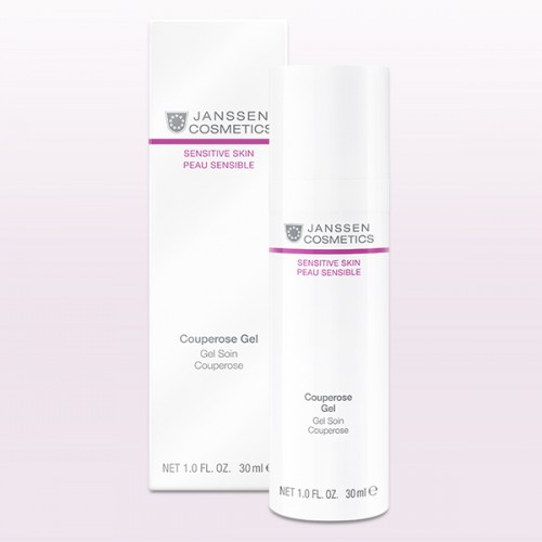 Janssen Cosmetics Anti Couperose Gel 30ml