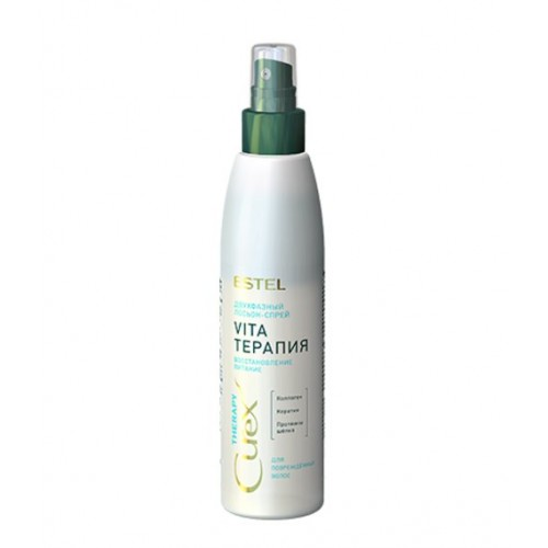 Estel Curex Therapy Two-Phase Lotion Spray Intense Restoration 200ML