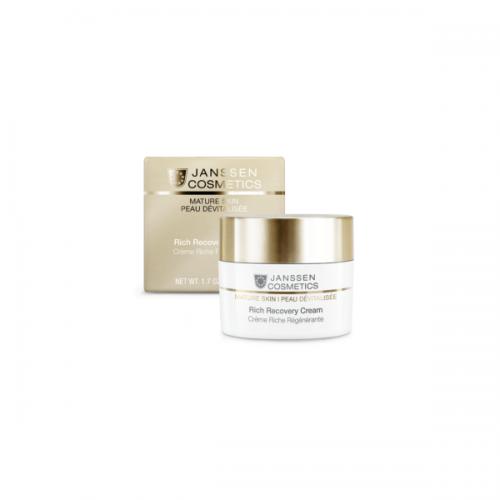 Janssen Cosmetics Rich Recovery Cream vananemisvastane kreem 50ml