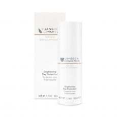 Janssen Cosmetics Brightening  Day Protection Fair Skin 50ml