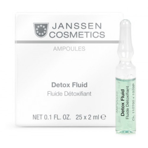 Janssen Cosmetics Detox Fluid 1x2ml