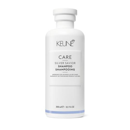 Keune Care Silver Savior shampoo violetne šampoon 300ml