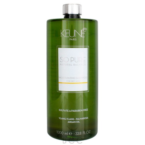 Keune So Pure Moisturizing shampoo niisutav šampoon 1000ml