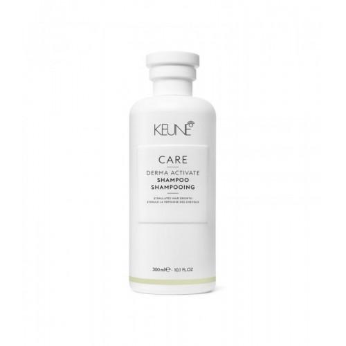 Keune Care Derma Activate shampoo väljalangemise vastu šampoon 300ml